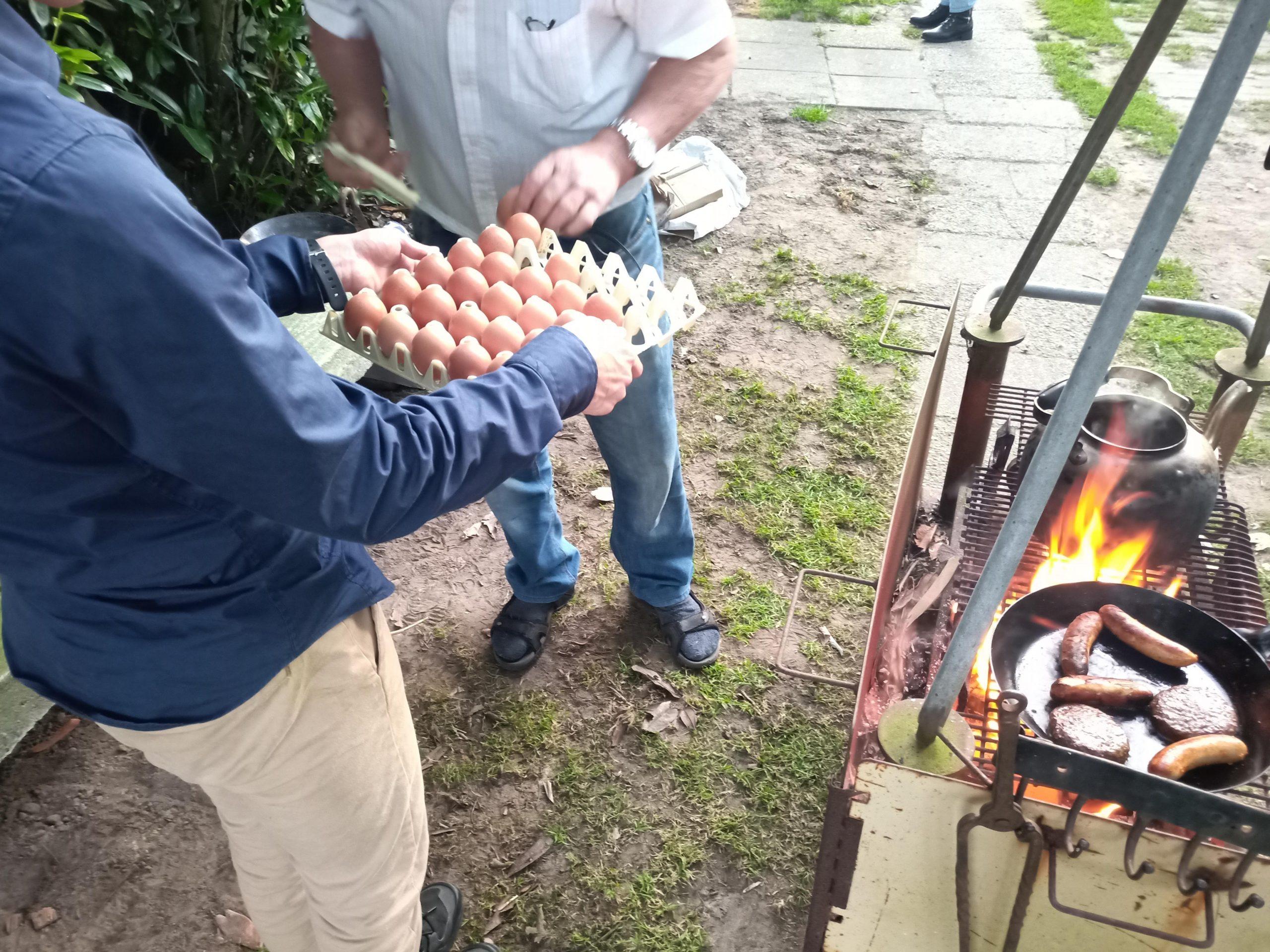 Eieren van Appie Burendag 2021